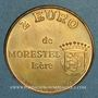Münzen Euro des Villes. Morestel (38). 2 euro 1997