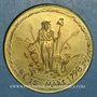 Münzen Euro des Villes. Mulhouse (68). 1 euro 1998