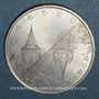 Münzen Euro des Villes. Obernai (67) et Gegenbach (Allemagne). 2 euros 1997