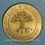 Münzen Euro des Villes. Ollioules (83). 1,5 euro 1997