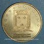 Münzen Euro des Villes. Ozoir-la-Ferrière (77). 1 euro 1997