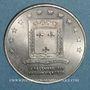 Münzen Euro des Villes. Ozoir-la-Ferrière (77). 2 euro 1997