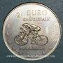 Münzen Euro des Villes. Roubaix (59). 2 euro 1998