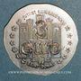 Münzen Euro des Villes. Saint-Donat (26). 3 euro 1997
