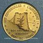 Münzen Euro des Villes. Saint-Jacques-d'Ambur (63). 2 euro 1998