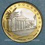 Münzen Euro des Villes. Saint-Laurent-du-Var (06). 2 euro 1998