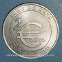 Münzen Euro des Villes. Sens (89). 2 euro 1998
