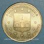 Münzen Euro des Villes. Sorgues (84). 1 euro 1998