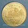 Münzen Euro des Villes. Tours (37). 1/2 euro (1997)