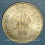 Münzen Euros des Villes. Aix-les-Bains (37). 1 euro 1998
