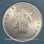 Münzen Euros des Villes. Aix-les-Bains (37). 2 euro 1998