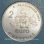 Münzen Euros des Villes. Aubenas (07). 2 euro 1997