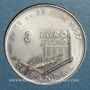 Münzen Euros des Villes. Bandol (83). 3 euro 1997