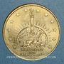 Münzen Euros des Villes. Bordeaux (33). 1 euro 1998