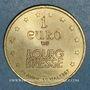 Münzen Euros des Villes. Bourg-en-Bresse (01). 1 euro 1997