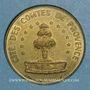 Münzen Euros des Villes. Brignolles (83). 1 euro 1998