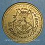 Münzen Euros des Villes. Dole (39). 3 euro 1997