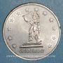 Münzen Euros des Villes. Dunkerque (59). 2 euro 1998