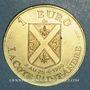 Münzen Euros des Villes. La Côte-Saint-André (38). 1euro 1998