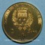 Münzen Euros des Villes. Laon (02). 2 euro 1998