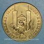 Münzen Euros des Villes. Lyon (69). 3 euro 1996