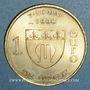 Münzen Euros des Villes. Meaux (77). 1 euro 1998