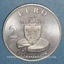 Münzen Euros des Villes. Melun (77). 2 euro 1998
