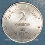 Münzen Euros des Villes. Metz (57). 2 euro 1998