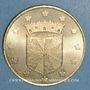 Münzen Euros des Villes. Meudon (92). 1 euro 1998