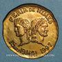Münzen Euros des Villes. Nîmes (30). 1 euro 1997