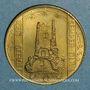 Münzen Euros des Villes. Ollioules (83). 1,5 euro 1997