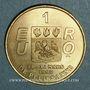 Münzen Euros des Villes. Pelissanne (13). 1 euro 1997