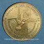 Münzen Euros des Villes. Strasbourg. 1 euro 1/2. 1996
