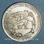 Münzen Euros des Villes. Strasbourg. 4 2/3 euros 1997