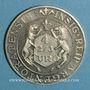 Münzen Euros des Villes. Strasbourg. 4 2/3 euros 1998
