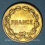 Münzen France Libre (1940-1944). 2 francs 1944. Philadelphie