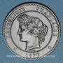 Münzen Gouvernement de défense nationale (1870-1871). 10 cmes 1870A. Petit A