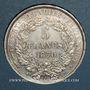 Münzen Gouvernement de Défense Nationale (1870-1871). 5 francs avec légende. 1870A