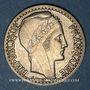 Münzen Gouvernement provisoire (1944-1947). 10 francs Turin 1945, rameaux courts