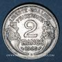 Münzen Gouvernement provisoire (1944-1947). 2 francs Morlon aluminium 1946 B