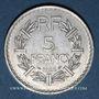 Münzen Gouvernement provisoire (1944-1947). 5 francs Lavrillier aluminium 1946