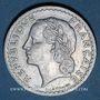 Münzen Gouvernement provisoire (1944-1947). 5 francs Lavrillier aluminium 1946C