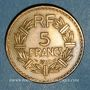 Münzen Gouvernement provisoire (1944-1947). 5 francs Lavrillier bronze d'aluminium 1945C