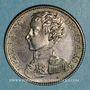 Münzen Henri V, prétendant (1830-1883). 1 franc tranche striée 1831