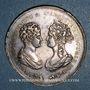 Münzen Italie. Royaume d'Etrurie. Charles Louis & Marie Aloyse, régente (1803-1807). 10 paoli 1806 Florence
