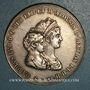 Münzen Italie. Royaume d'Etrurie. Charles Louis & Marie Aloyse, régente (1803-1807). Dena 1807. Florence