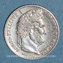 Münzen Louis Philippe (1830-1848). 1/4 franc 1832 W. Lille