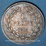 Münzen Louis Philippe (1830-1848). 1 franc 1848A