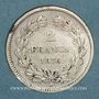 Münzen Louis Philippe (1830-1848). 2 francs 1838A