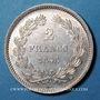 Münzen Louis-Philippe (1830-1848). 2 francs 1845BB. Strasbourg